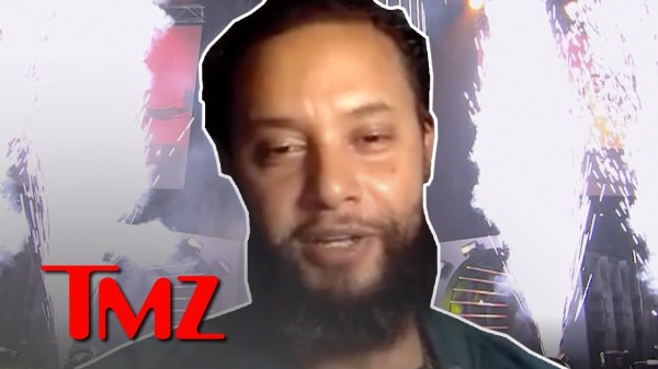 Director X Takes His Talents To The Ring For AEW! | TMZ