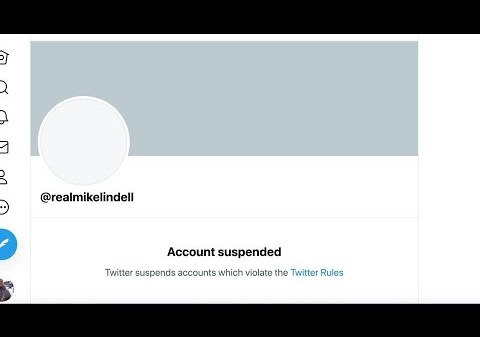 Twitter permanently suspends My Pillow CEO's account