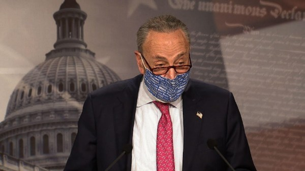 Schumer: Must pass virus aid with or without GOP