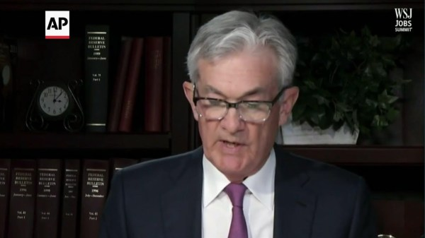 U.S. fed chair optimistic about recovery