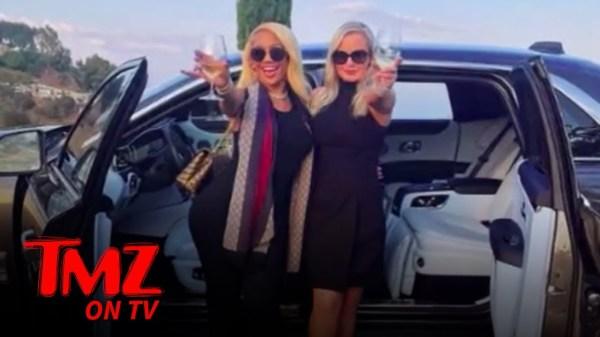 Saweetie Flexes on Quavo After Repo Rumors, Buys New Rolls-Royce | TMZ TV