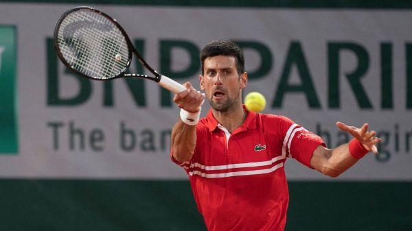 2021 French Open - COVID-19 curfew spoils Novak Djokovic's quarterfinal celebration