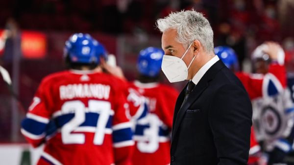 Montreal Canadiens coach Dominique Ducharme in isolation over irregularities in COVID-19 testing