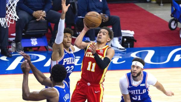 NBA playoffs 2021 - How Atlanta Hawks flipped script on Philadelphia Sixers, again