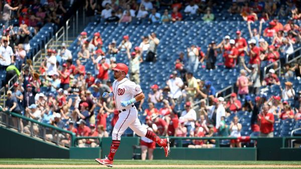 The Washington Nationals trolled the Philadelphia 76ers and Ben Simmons