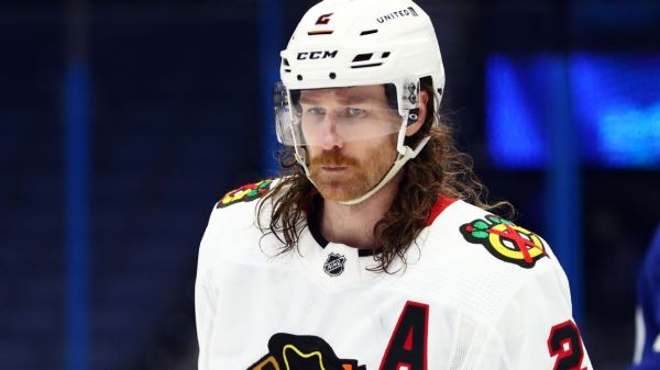 Edmonton Oilers acquire D Duncan Keith from Chicago Blackhawks for Caleb Jones, conditional pick