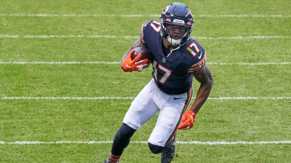 Houston Texans acquire WR Anthony Miller in trade with Chicago Bears