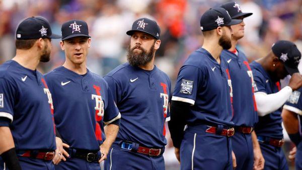 MLB All-Star Game uniforms not drawing All-Star reviews on social media