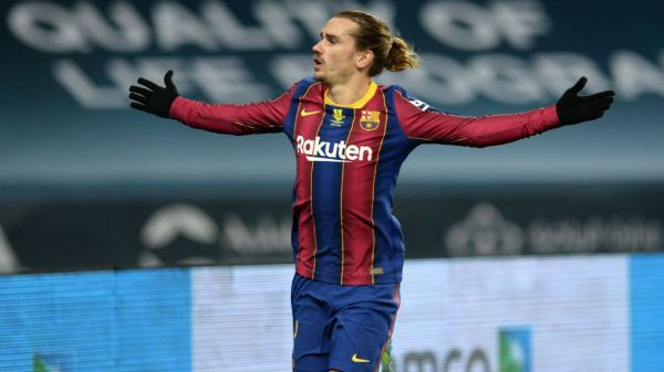Manchester City set sights on Barcelona's Antoine Griezmann