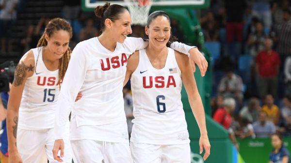 Olympics 2021 - Sue Bird, Diana Taurasi and Team USA women's basketball seek history at Tokyo Games