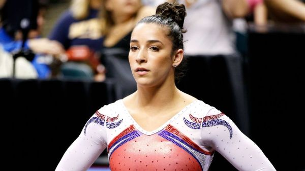 Social media helps Aly Raisman reunite with her missing dog Mylo