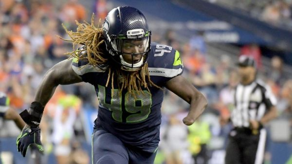 Sources -- Miami Dolphins signing ex-Seattle Seahawks LB Shaquem Griffin to one-year deal