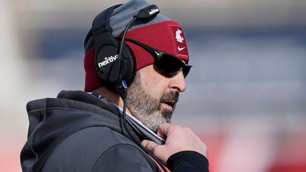 Washington State's Nick Rolovich says he's unvaccinated, will do Pac-12 media day remotely