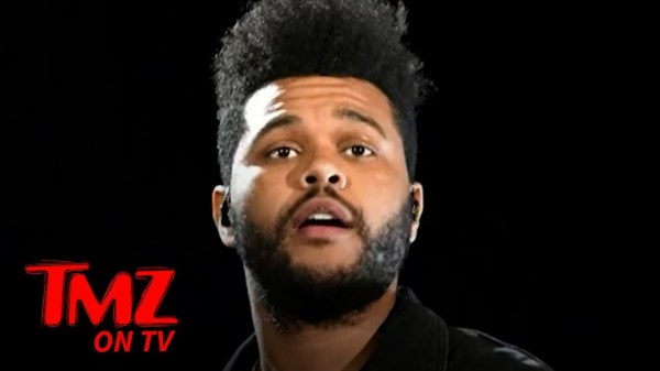 The Weeknd is Sober ... Kind of |TMZ TV