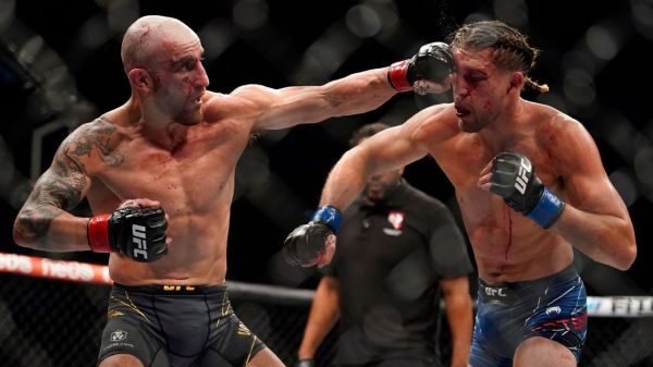 Alex Volkanovski, Brian Ortega, Valentina Shevchenko and Nick Diaz reminded us how great real fights can be