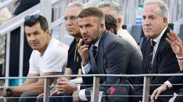 David Beckham increases Inter Miami ownership stake