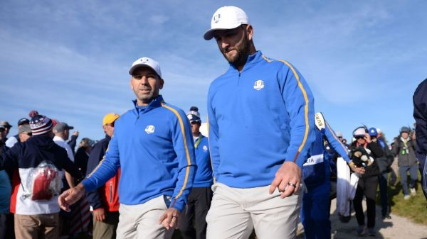 Day 2 at the Ryder Cup -Can Europe make up ground on the United States?