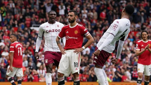 Manchester United vs. Aston Villa - Football Match Report - September 25, 2021