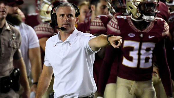 Mike Norvell vows Florida State Seminoles won't quit on season after loss to FCS team