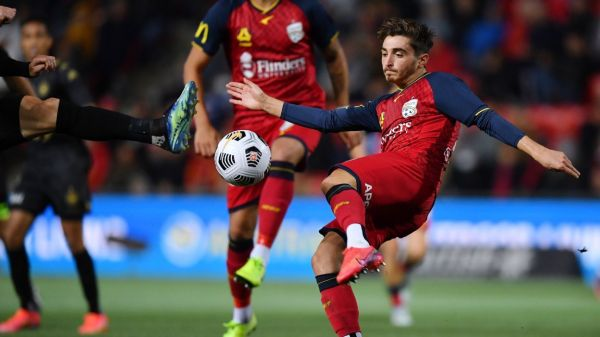Adelaide United's Josh Cavallo comes out as gay