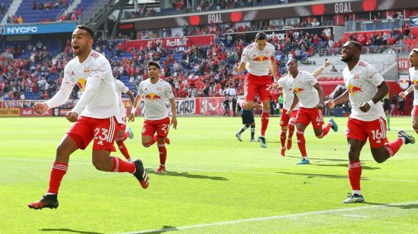 New York Red Bulls are in the ascendancy but can anyone catch New England?