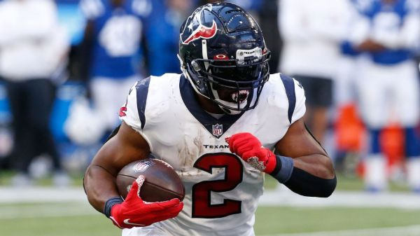 RB Mark Ingram traded by Houston Texans, reuniting him with New Orleans Saints