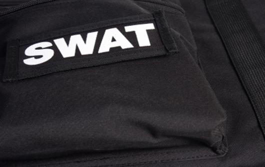 Police SWAT Armor Suit