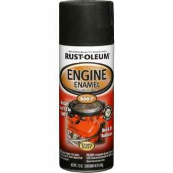 Rust-Oleum engine enamels Review