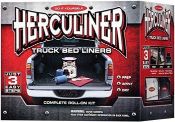 Herculiner Truck Bed Liner Review