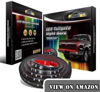 Partsam Tailgate LED Light Bar Review