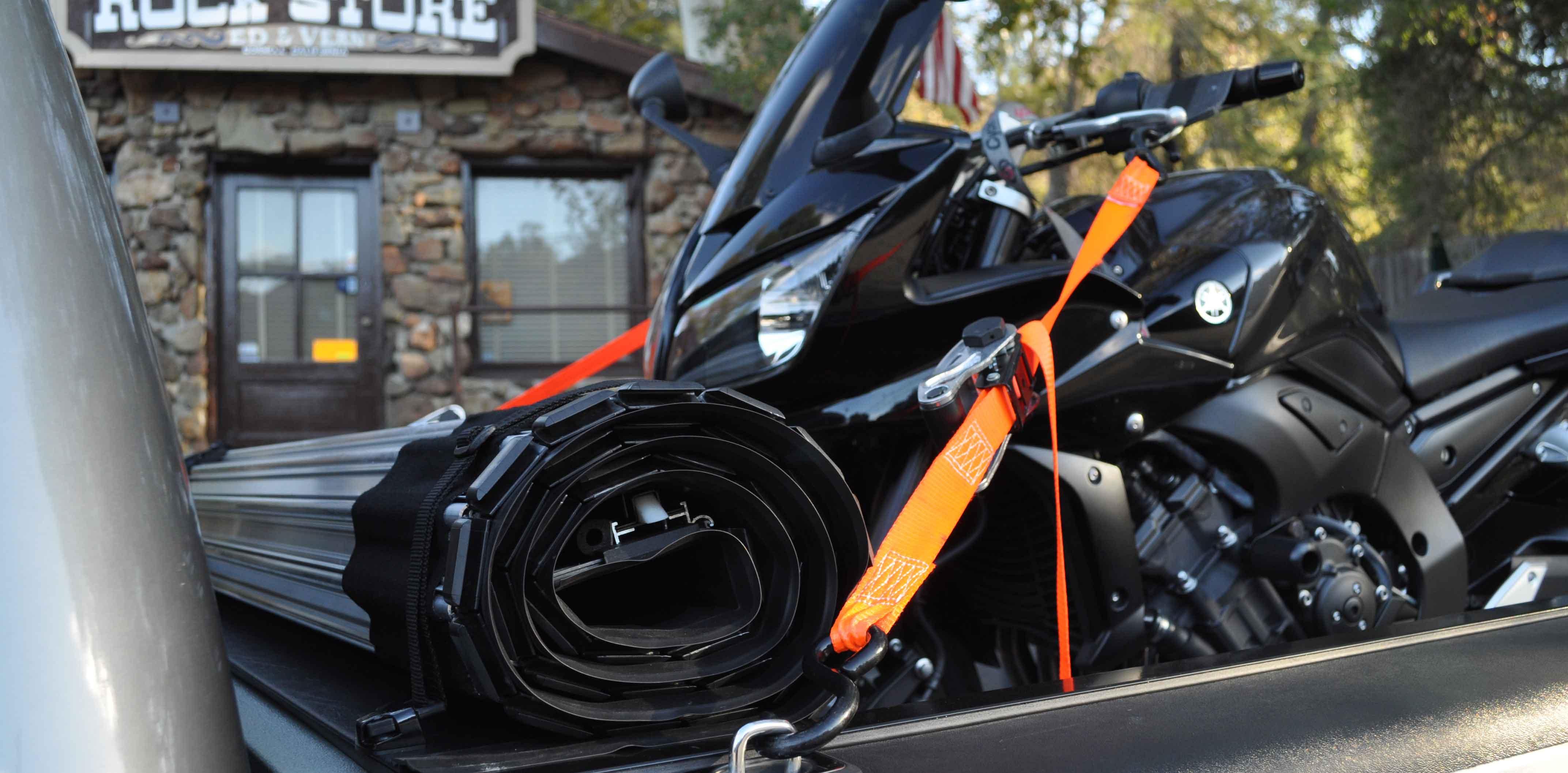 Bak Motorcycle Tonneau Covers 4wheelonline Com