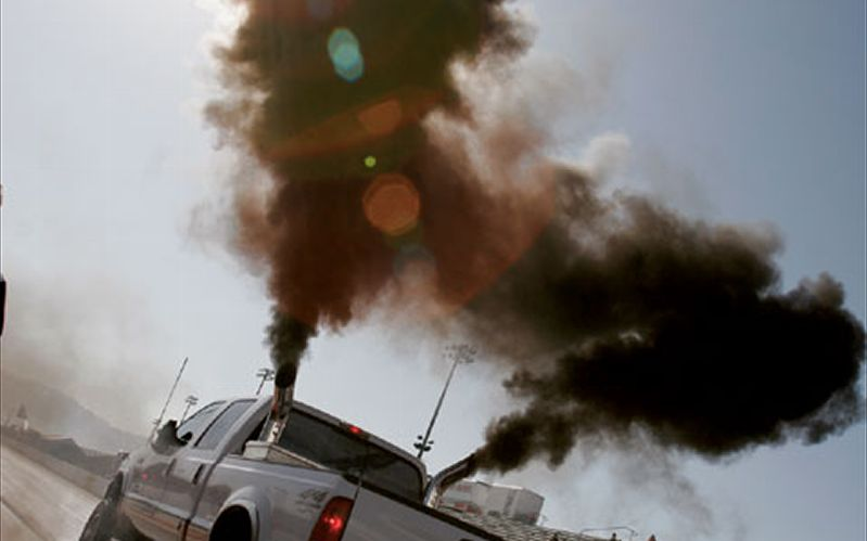 added benefits of smoke stack exhausts