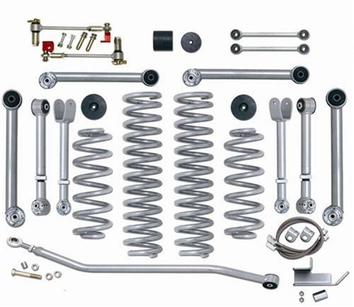 Rubicon Express Re Super Flex Suspension Lift Kit