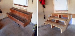 garage stair