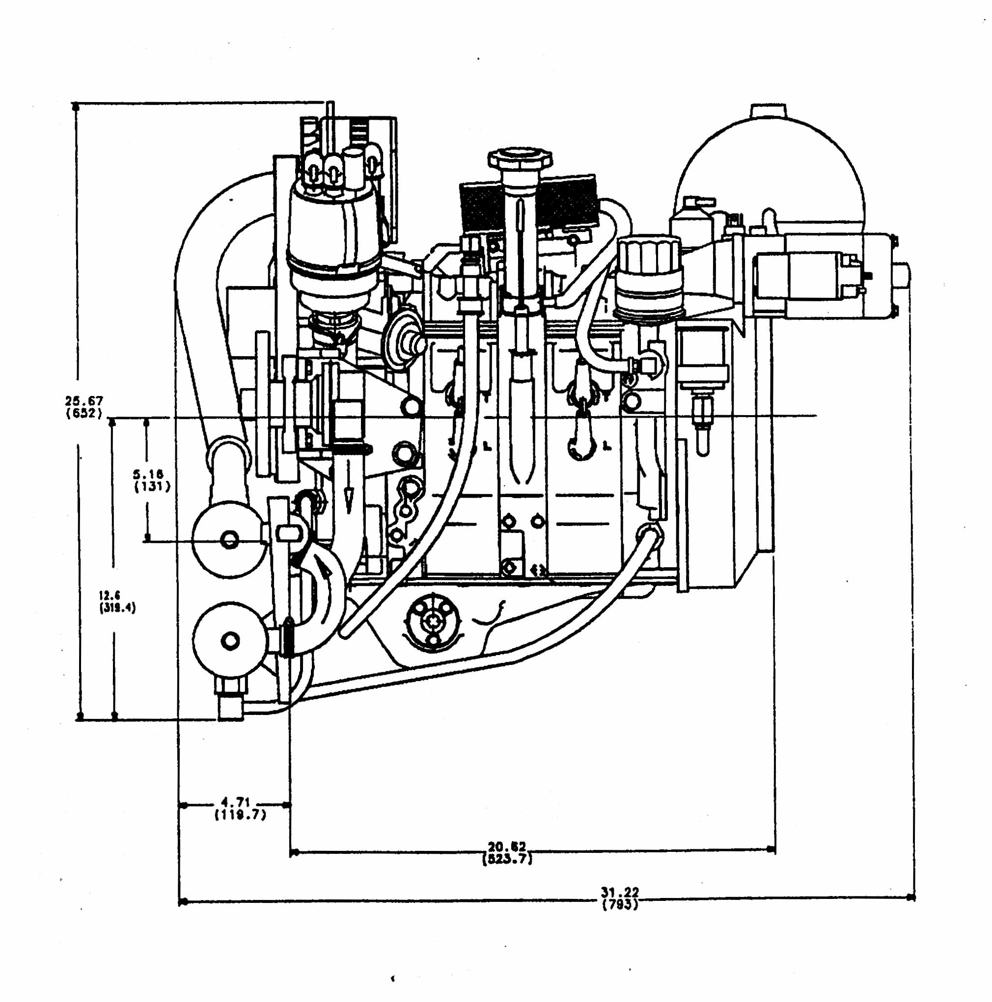Rotary Engine With A Transaxle