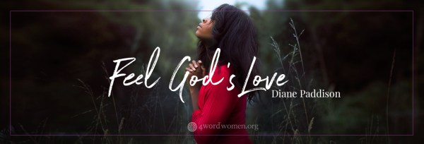 Feel God's Love - 4word Women