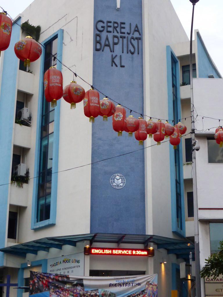 What to Expect When Visiting a Baptist Church in Muslim-dominant Malaysia