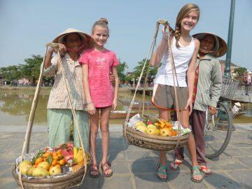 Women of Hoi An Vietnam