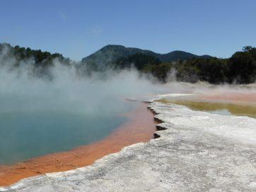 Waiotapu Geothermal Wonderland, New Zealand