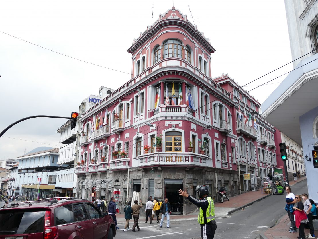 Historic Quito Walking Tour Family Travel