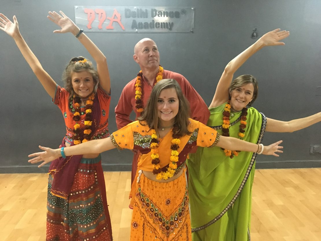 Delhi Dance Academy Turns Tourists into Bollywood Stars