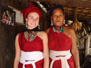 Kayah tribe Myanmar