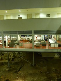View of the lounge/dining area