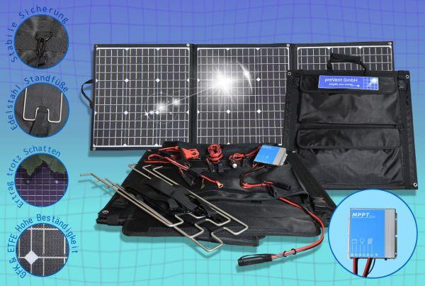 Комплект соларна чанта