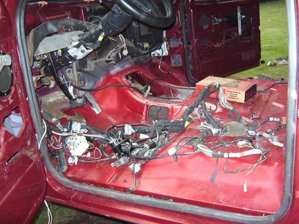 Wiring Control 88 Bronco Cruise