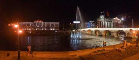 Skoplje, prava evropska metropola