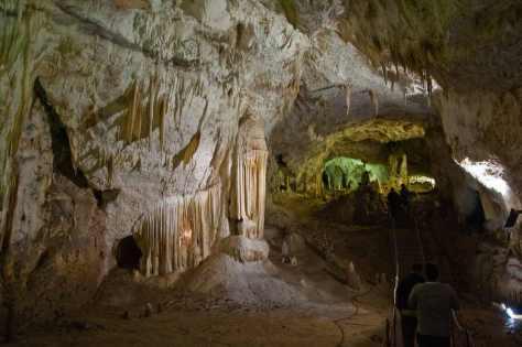 Veličanstvena dvorana u Rajkovoj pećini