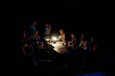 Četvrta noć - duboko u Karpatima