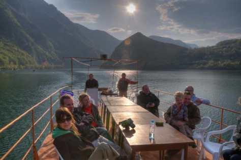 Opuštanje na plovidbi kanjonom Drine
