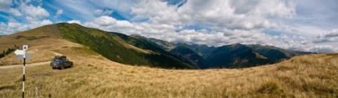 Panorama Fagaraša